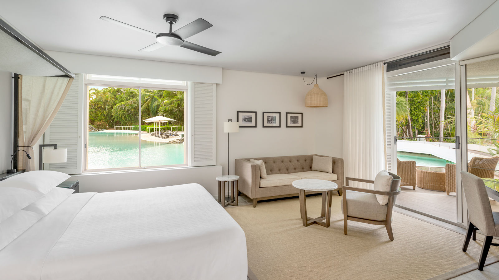 Starwood Suites Sheraton Grand Mirage Resort Port Douglas